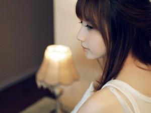 清纯的漂亮妹子,也许是个失足的学生妹 (6)